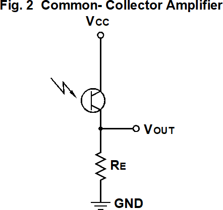 Common Collector Amplifier